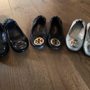 Tory Burch Ballet Flat Size 7.5
